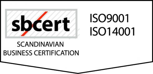 sbcert ISO9001 ISO14001